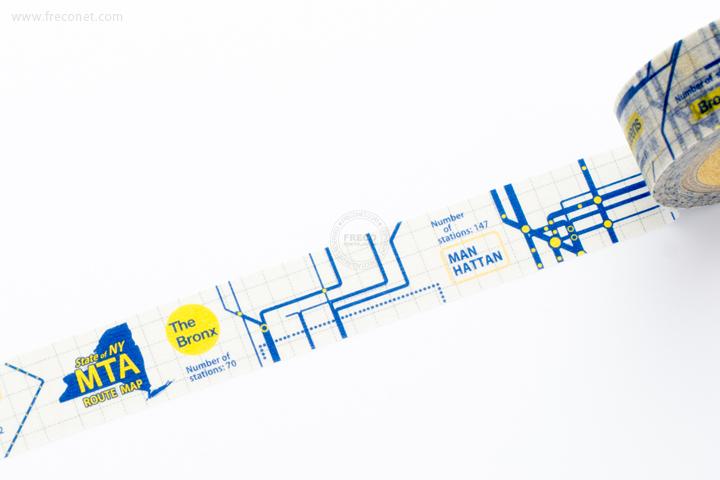 MTAマスキングテープ route(MA-029)【ネコポスOK】