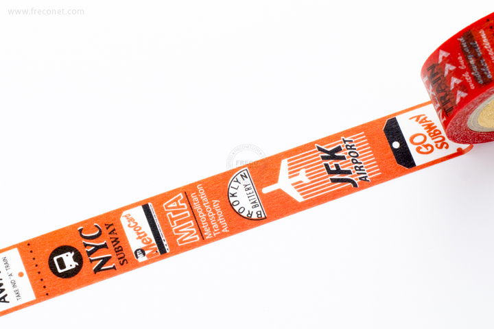 MTAマスキングテープ ticket(MA-030)【ネコポスOK】
