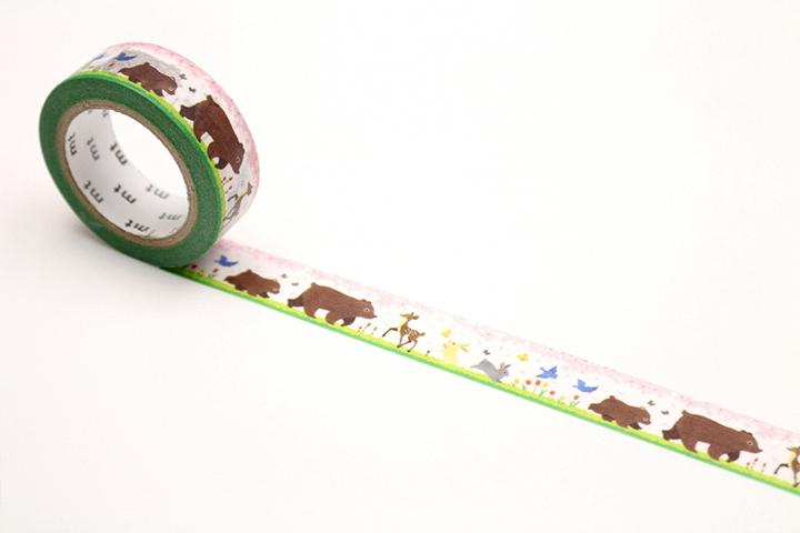 mt ex 冬眠から目覚めた動物たち(MTEX1P162)【ネコポスOK】