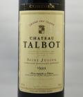 シャトー・タルボ1989年 750ml