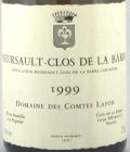 ムルソー・クロ・ド・ラ・バール1999年(コント・ラフォン)750ml
