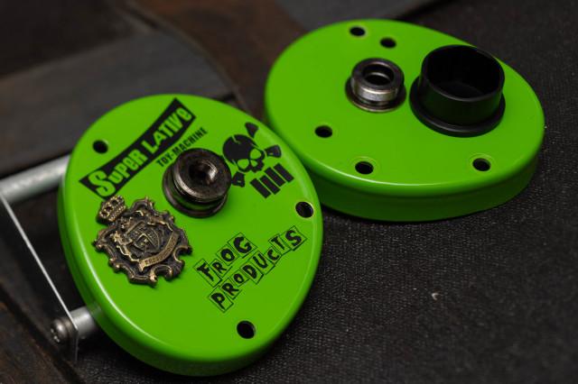 レイティブ変えカップ右:グリーンパンク