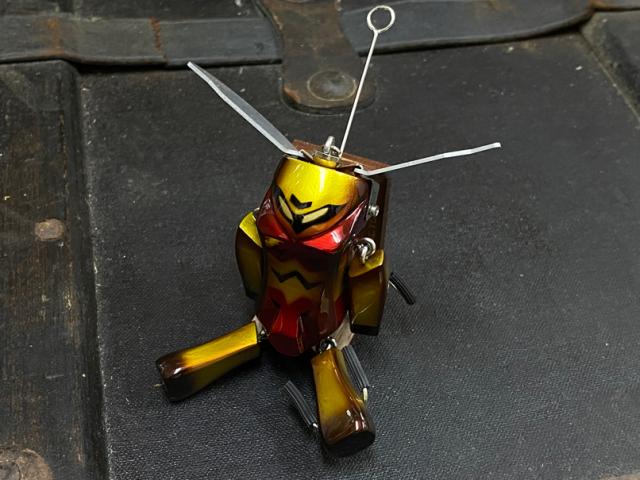 NEWガンディボット:限定カラー
