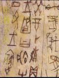 中国美術全集 書法篆刻編1 商周至秦漢書法