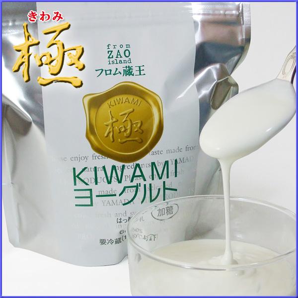 フロム蔵王 極(KIWAMI)ヨーグルト600g(加糖)