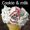 NYフローズンカスタード・クッキー&ミルク470ml