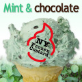 NYフローズンカスタード・ミント&チョコレート470ml