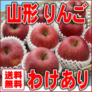 訳あり山形ふじりんごの産直通販