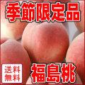 贈り物に福島県産白桃