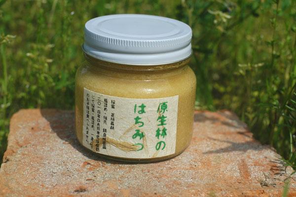 くまのプーさんの気分で食べたい☆原生林のはちみつ(中瓶)