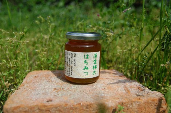くまのプーさんの気分で食べたい☆原生林のはちみつ(小瓶)