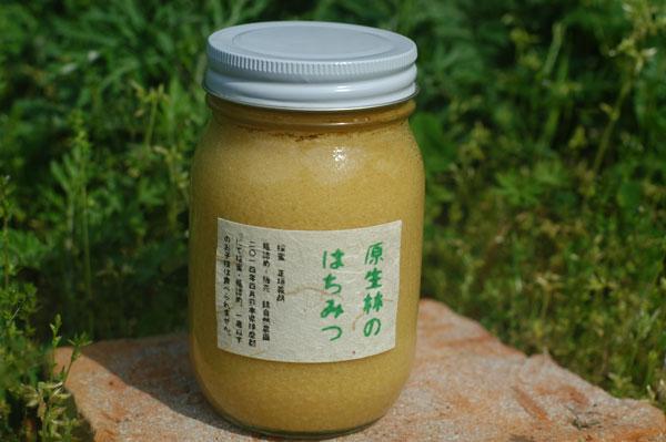 くまのプーさんの気分で食べたい☆原生林のはちみつ(600g)
