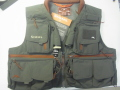 SIMMS Guide Vest グレイ・ストーン
