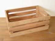 アンティークボックス / 木箱 収納 ボックス アンティーク ガーデニング ワイン箱 リンゴ箱 ベジタブルボックス おもちゃ箱 北欧 カントリー