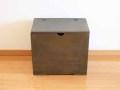 ストレージベンチ / 送料無料 木箱 ボックス 収納 ベンチ 椅子 いす ストレッジ ストーレージ おもちゃ箱 カントリー 北欧 カフェ アンティーク