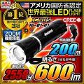 懐中電灯 LED懐中電灯 LEDライト 600lm相当 ハンディライト IG-Q1-01 IGNUS イグナス 最強無比 fl-250lm-002 【本体のみ】
