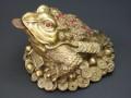 三本脚蛙1号(銅製)