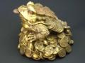 三本脚蛙4号(銅製)