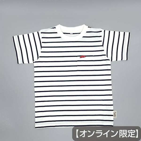 フエキくん帽子ロゴTシャツ キッズ