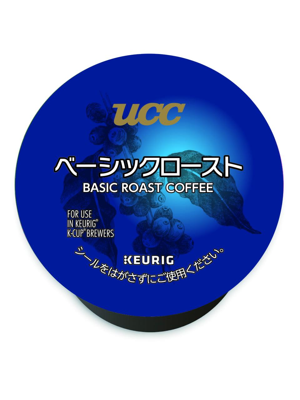 K-Cup UCCベーシックロースト(12P)