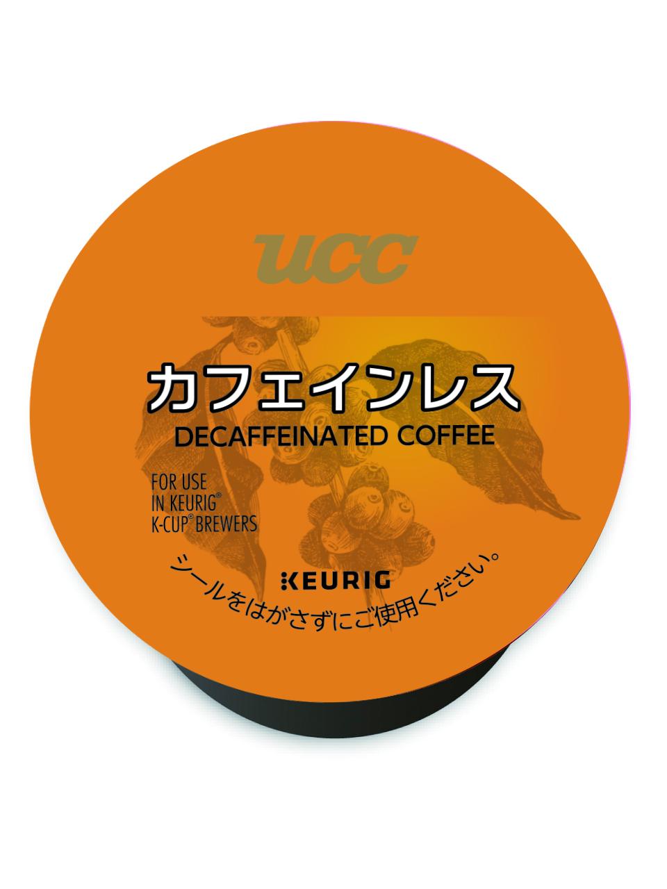 K-Cup UCCカフェインレス(12P)