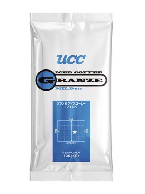 グランゼ マイルドアイスコーヒー(粉) 125gX10袋