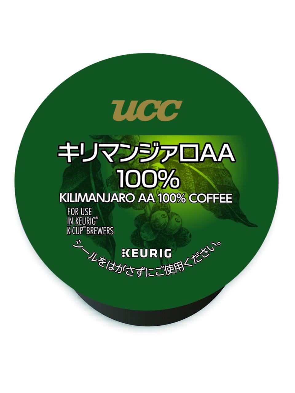 K-Cup UCCキリマンジャロ100%(12P)