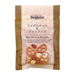 ベルリーベ ナッツ&プレッツェル(12袋/Box)