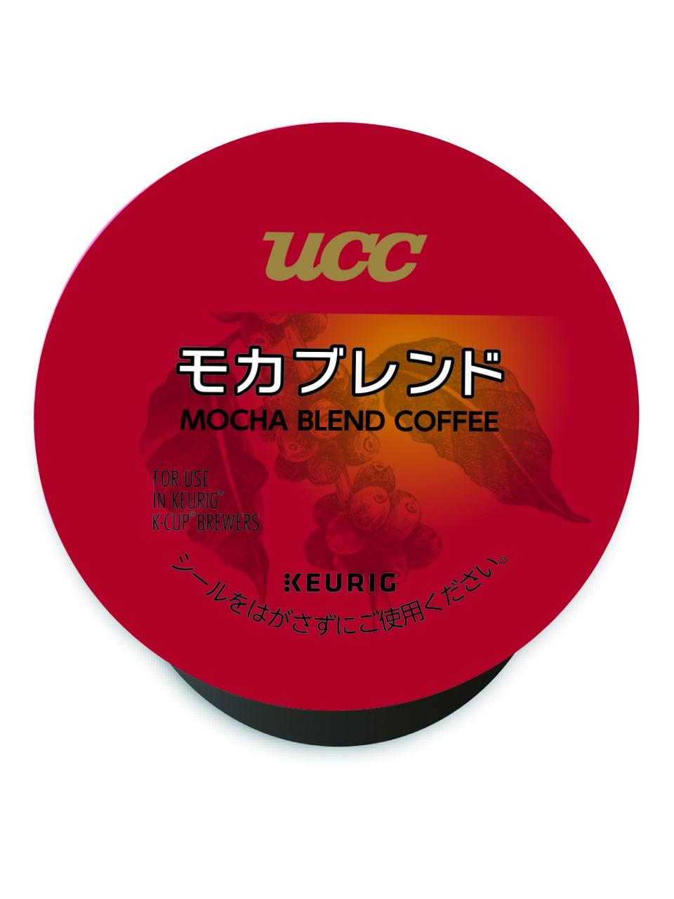 K-Cup UCCモカブレンド(12P)