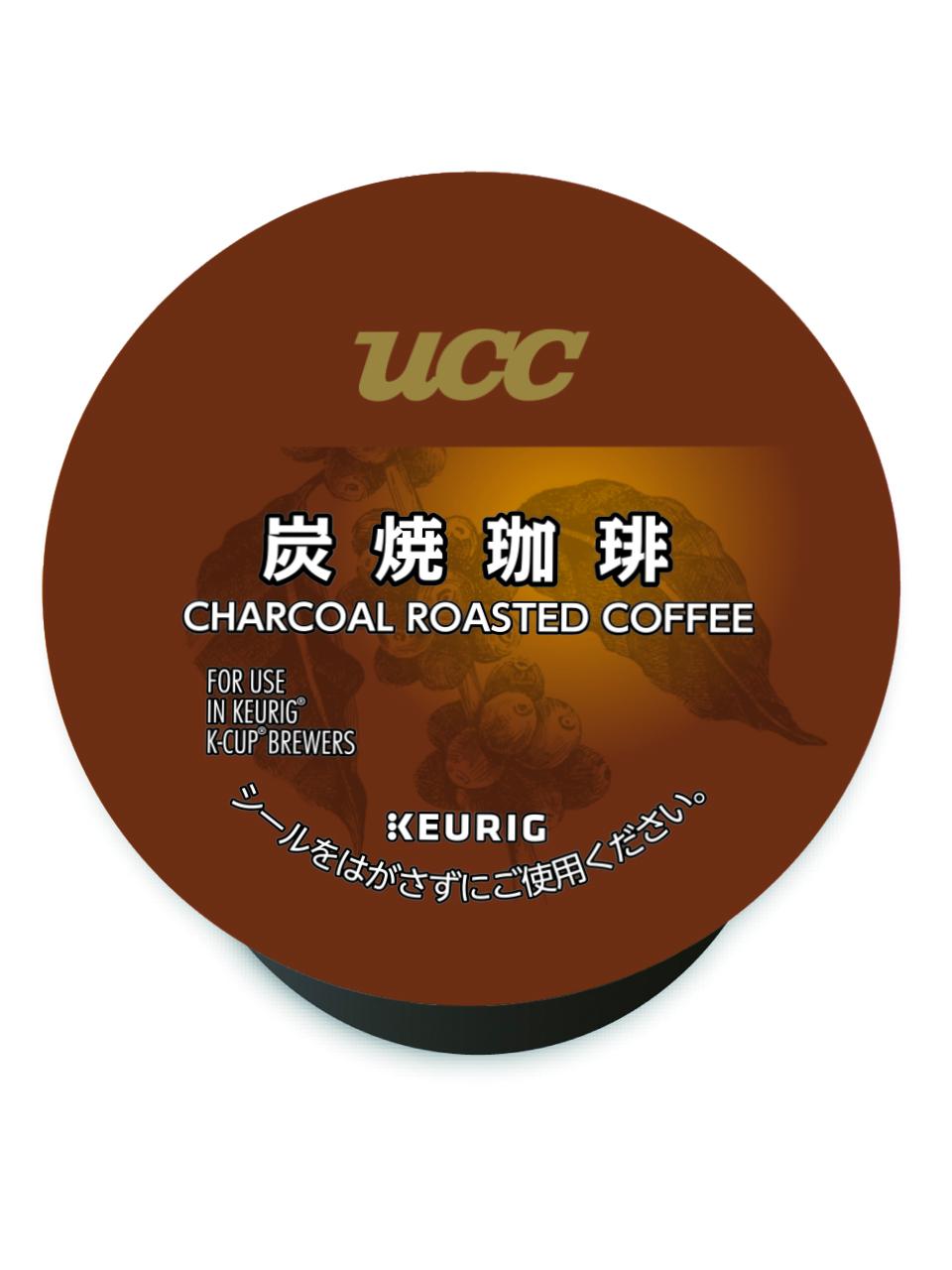 K-Cup UCC炭焼珈琲(12P)