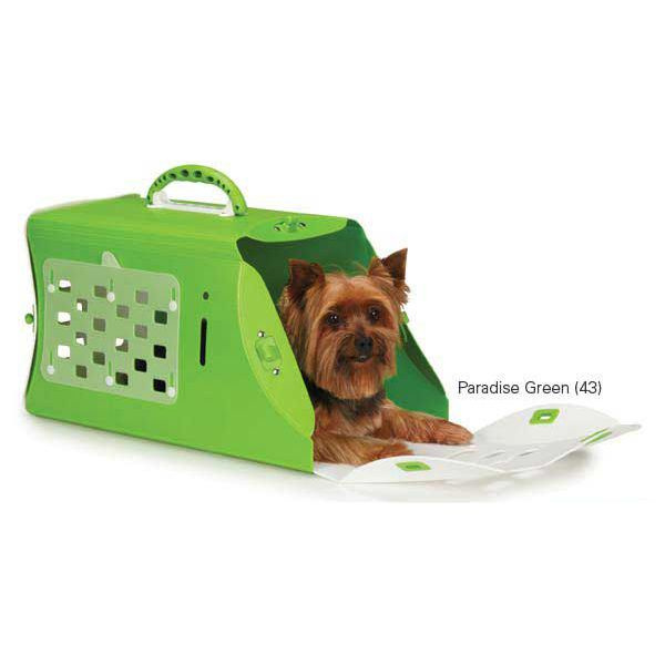 Guardian Gear Fresh Color-Me Pet Crates/Paradise Green