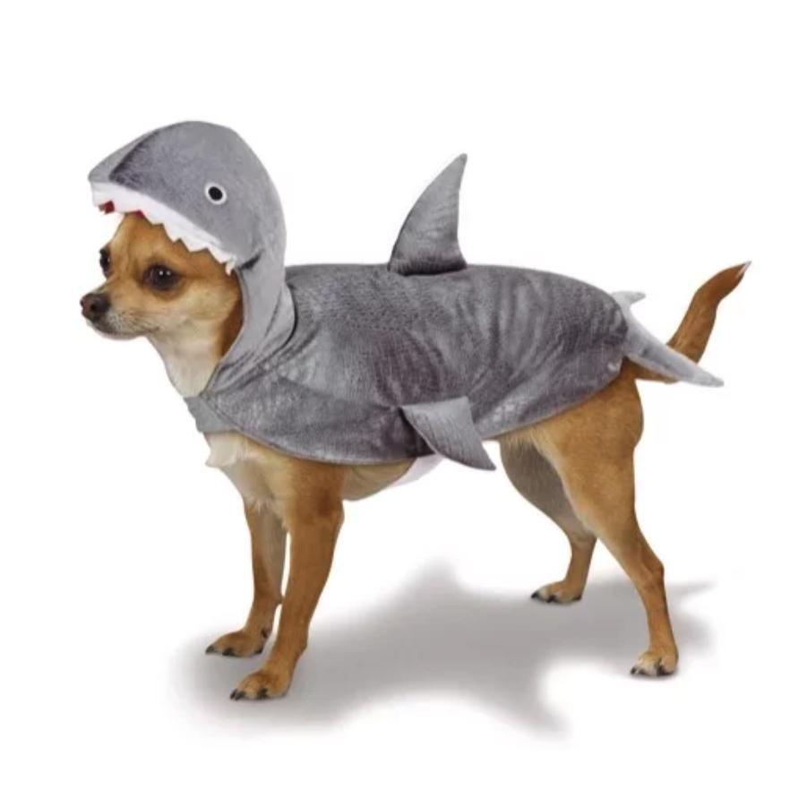 Casual Canine Shark Costume