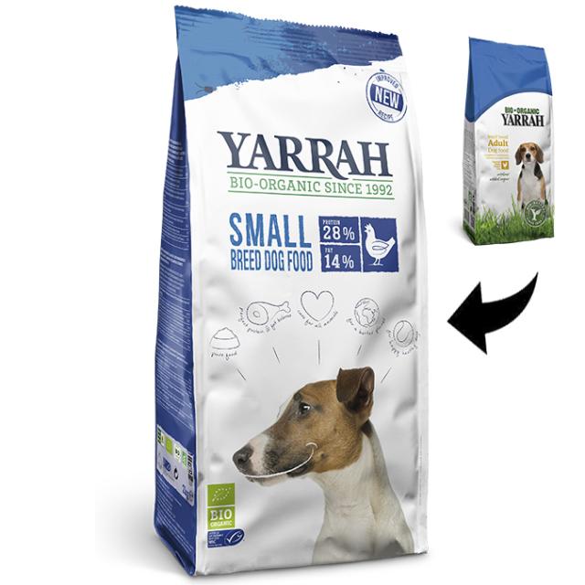 ヤラー 小型犬専用