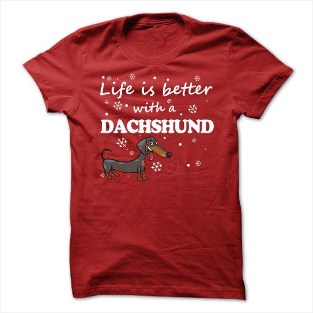 Dachshund_B/Red