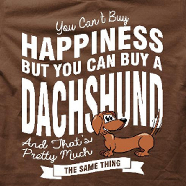 ILuvDACHSHUND-Brown