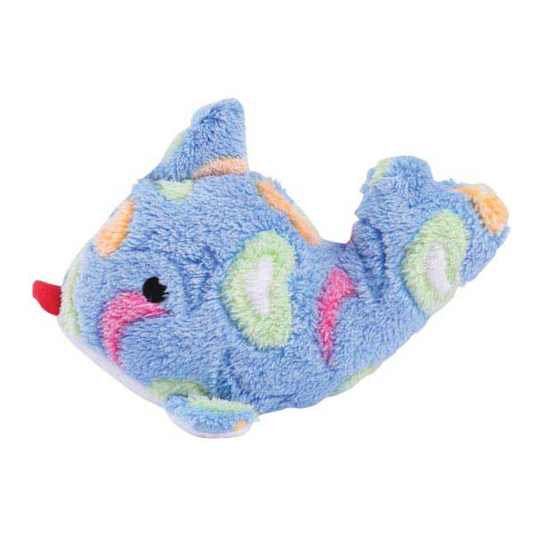 ZANIES Sea Charmer Fish Blue