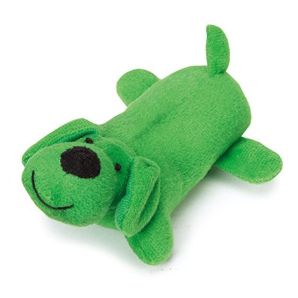 ZANIES NEON LIL' AND BIG YELPERS/Green