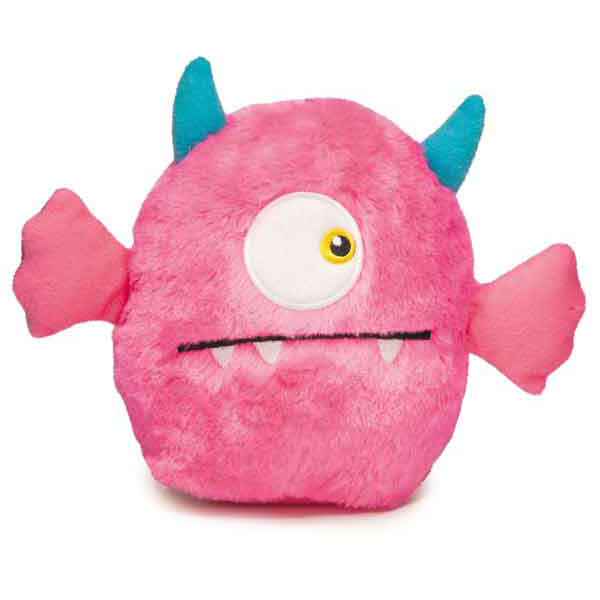ZANIES Rock Monster Pink