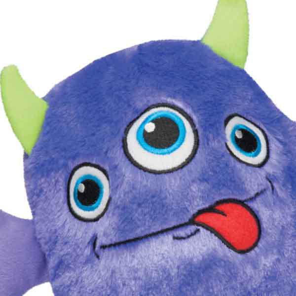 ZANIES Rock Monster Purple