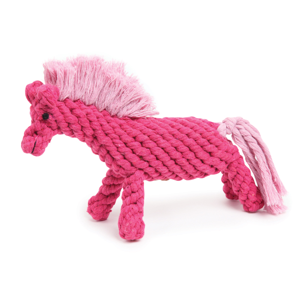 ZANIES ROPE TOYS FOR DOGS/Horse