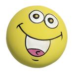 ZANIES LATEX DOG TOY/Yellow Ball