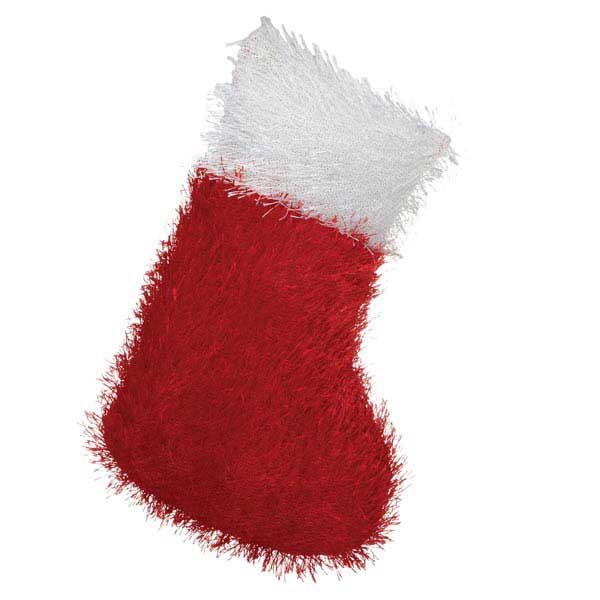 ZA Holiday Fuzzle Stocking
