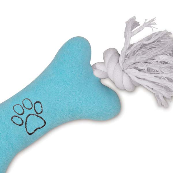 ZANIES TINY TUGGERS DOG TOYS/Blue