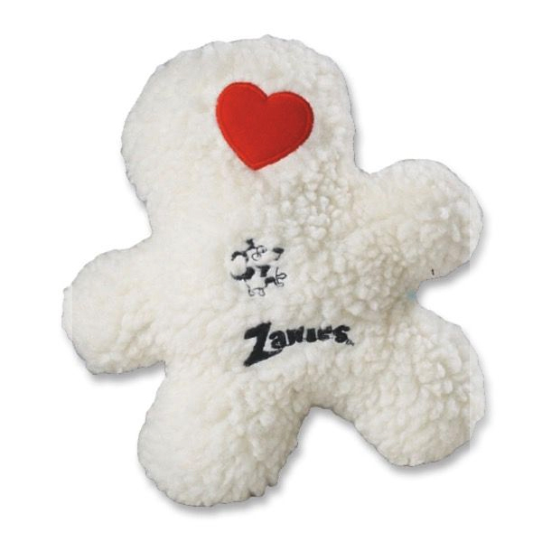Zanies Embroidered Berber Boy / White