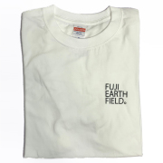 【Rum & Pino Coutureコラボ】フジアーフフィールドスタッフTシャツ ホワイト