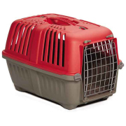 MIDWEST SPREE TRAVEL CARRIERS/Red