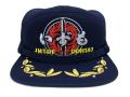 部隊識別帽(護衛艦いずも )佐官用