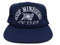 部隊識別帽(TV-3509練習艦みねぐも[退役])