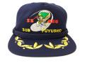 部隊識別帽(練習潜水艦ふゆしおType2)佐官用
