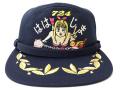 部隊帽(掃海艇ははじま)